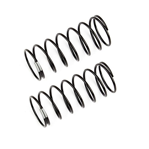 Team Associated Front Shock Springs, Gray, 3.60 lb/in, L44mm