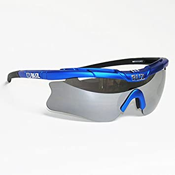 b19b463fbe9 Bliz Velocity Cycling Glasses Sports Glasses Sunglasses with  Interchangeable Lenses 9067 31  Amazon.co.uk  Sports   Outdoors