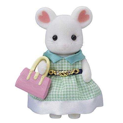 실바니안 패밀리 타운 시리즈 마시마로 쥐의 언니 TVS-07 / 마시마로 쥐 언니 + 실바니아 패밀리의 갈아 바꾸어 BOOK 세트