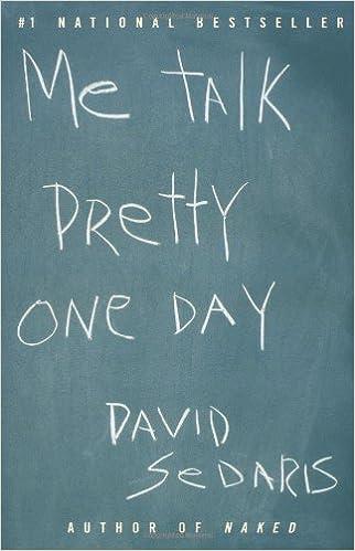 David Sedaris - Me Talk Pretty One Day Audiobook Free Online