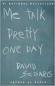 David sedaris me talk pretty one day essay