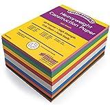 Colorations Construction Paper Smart Pack - 600 Sheets (Item # SMARTSTK)
