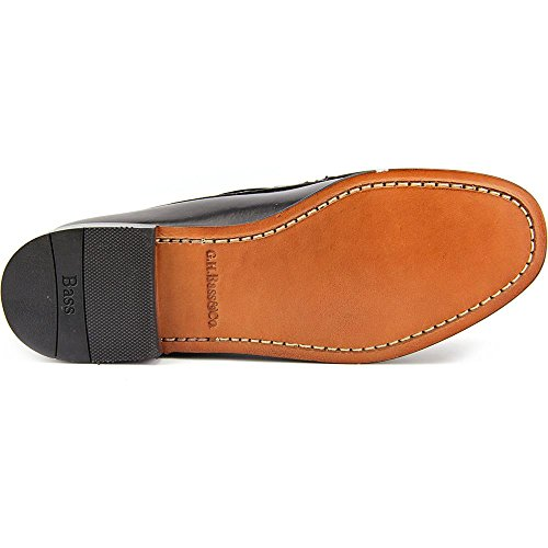 Pictures of Bass Mens Layton Leather Closed Toe Penny Loafer 11 3E US Men 2
