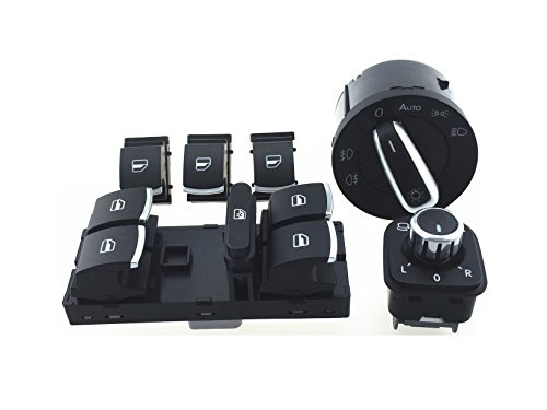 vw headlights switch - 7