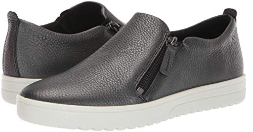 Pictures of ECCO Women's Women's Fara Zip Fashion Sneaker 9 M US 4