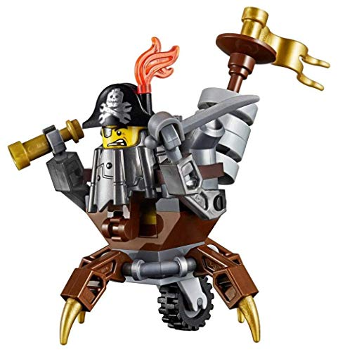 LEGO (30528) The LEGO Movie 2 Mini Master Building MetalBeard Polybag (30528) (42pcs)