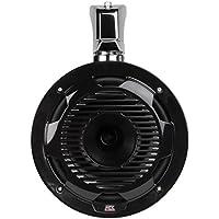 (1) MTX Marine WET8CWB 8 Tower Speaker, Black