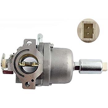 Amazon com : Briggs and Stratton 594605 Single Cylinder Engine