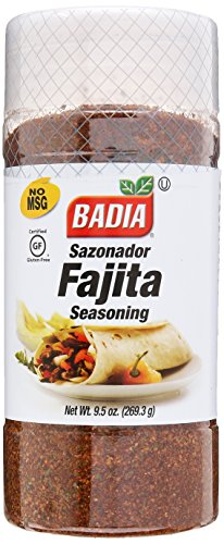 Badia Fajita Seasoning, 9.5 oz