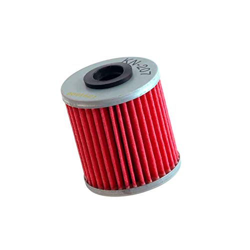 (K&N KN-303 Motorcycle/Powersports High Performance Oil Filter)