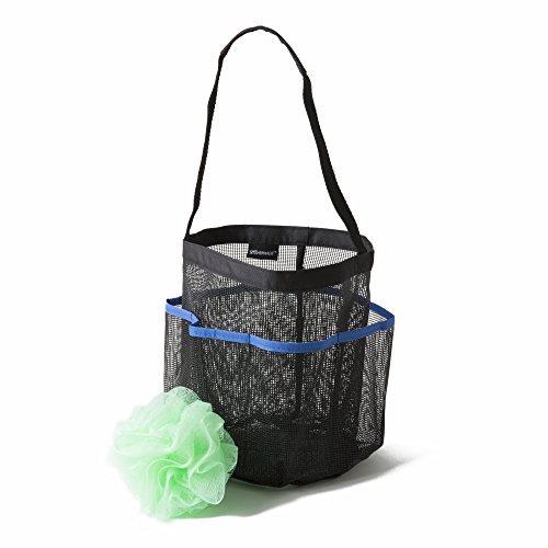 Portable Shower Tote made our CampingForFoodies hand-selected list of 100+ Camping Stocking Stuffers For RV And Tent Campers!