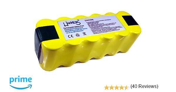 Batería Hannets® compatible con iRobot Roomba 555 I Batería i ...