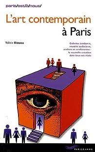 L'art contemporain à Paris par Valérie Ktourza