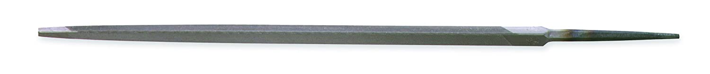 Single Cut American Pattern Nicholson Triangular Extra Slim Taper Hand File 4 Length