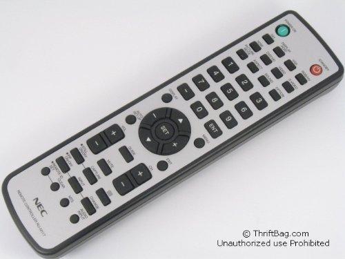 NEC RUM117 P401 P461 P521 Remote Control