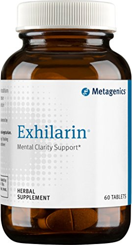 Metagenics - Exhilarin, 60 Count