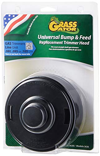 (Grass Gator 3630 Universal Bump & Feed Replacement String Trimmer Head)