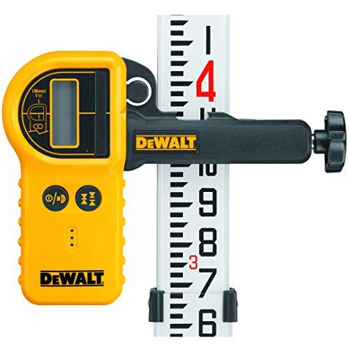 DEWALT DW0772 Digital Laser Detector and Clamp