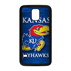 SVF Kansas Jayhawks Brand New And Custom Hard Case Cover Protector For Samsung Galaxy S5