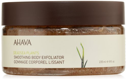 AHAVA Dead Sea Plants Smoothing Body Exfoliator, 8 fl. oz.