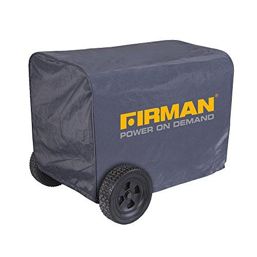 Firman 1009 5,700/8,000 Watt Generator Cover, 1, Black