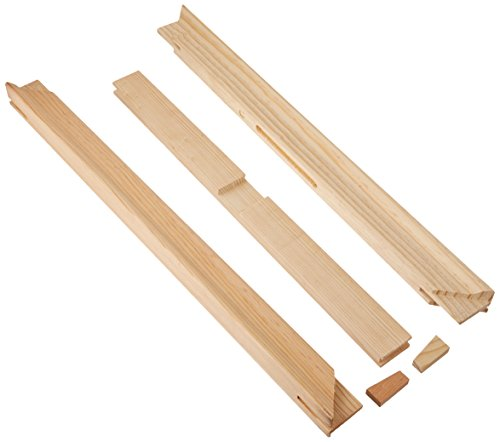 Masterpiece Artist Canvas Monet Pro Stretcher Bar Kit, (Masterpiece Kit)
