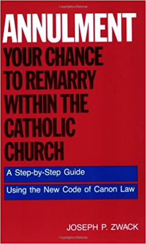 Dating during annulment process catholic church