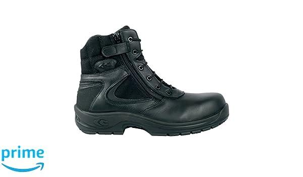 Cofra - Botas de seguridad Police S3 HRO SRC superior Top 10260 - 000 Negro, 10260-000: Amazon.es: Industria, empresas y ciencia