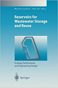 Hypertrophic Reservoirs for Wastewater Storage and Reuse: Ecology, Performance, and Engineering Design (Environmental Science and Engineering)