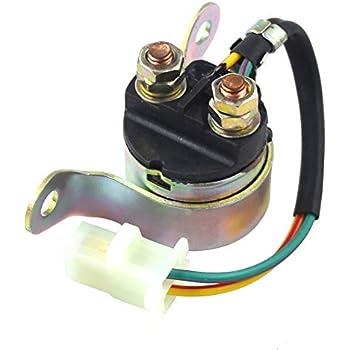 Starter Relay Solenoid Suzuki DR200 DR 200 SE 1997 1998 1999 2000 2001 2002 2003