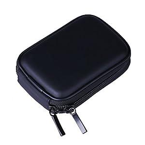 HDE Black Hard Case for Nikon Coolpix Digital Cameras from HDE