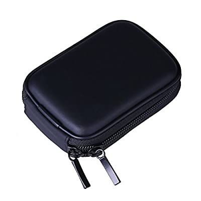 HDE Black Hard Case for Nikon Coolpix Digital Cameras from HDE
