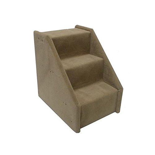 Bear's Stairs Mini Value Line 3 Step Pet Stair Color: Beige
