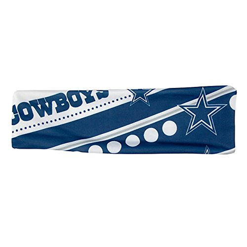 NFL Dallas Cowboys Stretch Headband