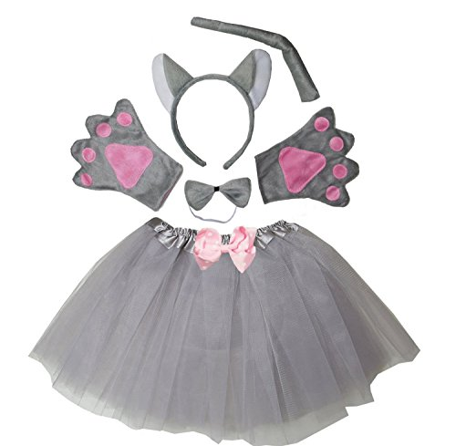 Kirei Sui Kids Costume Tutu Set Wolf for $<!--$18.99-->