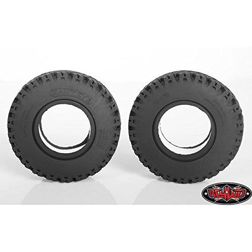 RC 4WD Z-T0162 pair of Rc4wd Hawkeye 1.9 inch Scale Tires