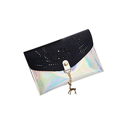 A50 Bag Fiesta Bolsa Totes Mujer Shoulder Playa De Bandolera Desigual Sencillo Mano Handbag Negro Vida Viaje Mochila Shoppers Bolsos Mujer wTCnpq
