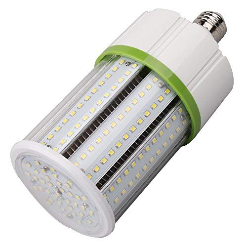 Dephen 30W Led Corn Light, Medium Base E26 / 5000K / 3600Lumen Led Corn Bulb, Replacement for Metal Halide Bulb, HID, CFL, HPS, 360 Degree Street Area Light