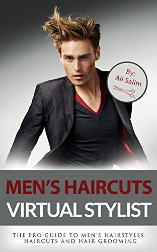 Mens Haircuts Virtual Stylist Hairstyles ebook product image