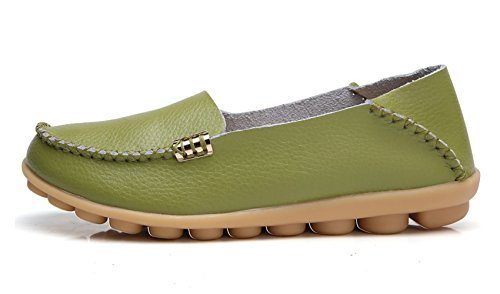 Buy womens shoes moccasins leather