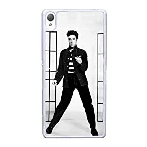 Sony Xperia Z3 Cell Phone Case White Elvis Presley YT3RN2554261