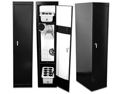Charmant Supercloset Superlocker 150watt Hydrponic Grow Box Cabinet Closet System
