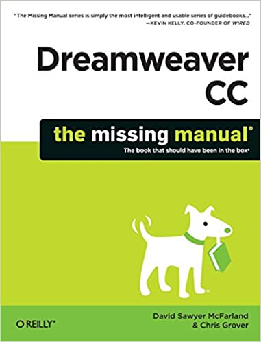 Dreamweaver 8: The Missing Manual: The Missing Manual