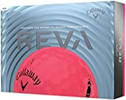 Callaway 2021 REVA Golf Balls (One Dozen)