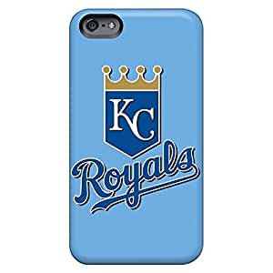 Colorful cell phone carrying skins For Iphone Cases cases iphone 6 plus 5.5'' - baseball kansas city royals 2