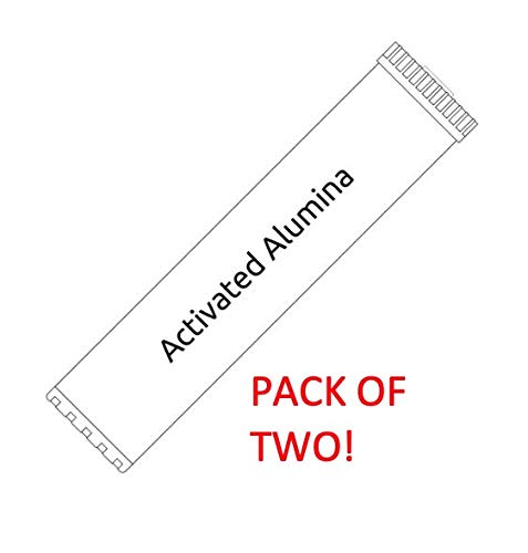 AFWFilters AA-4520-2 AA-4520 TWO PACK Big Blue 20-inch Activated Alumina Filter for Fluoride and Lead White AFW Filters Arsenic