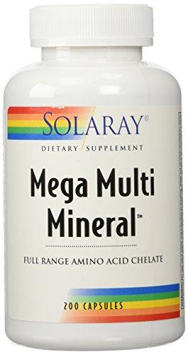 Mega Multi Mineral - 200 - Capsule