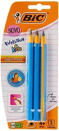 Lápis Evolution BIC 902494 pacote