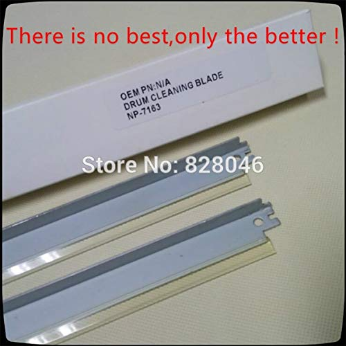 Printer Parts Drum Cleaning Blade for Canon NP7164 NP7210 NP7123 NP7214 Copier,for Canon Copier Parts Wiper Blade NP 7164 7210 7123 7214,5PCS by Yoton (Image #1)