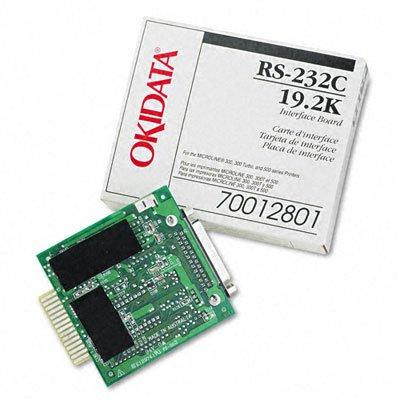 (OKI70012801 - Oki Internal RS-232C Interface for Okidata Microline ML-320/321/520/521/590/591)